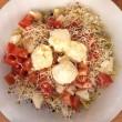 Kefir Cheese Balls on Salad